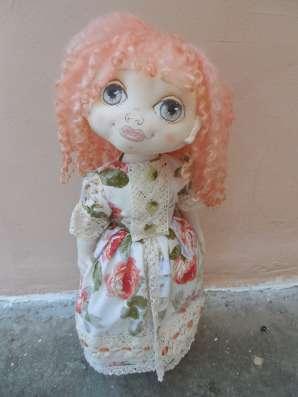 Кукла текстильная Рыжик в Ейске Фото 3