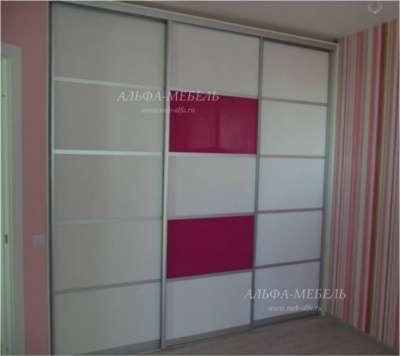 Шкафы-купе на заказ Альфа-Мебель в г. Самара Фото 3