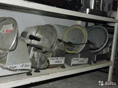 торговое оборудование Слайсеры
