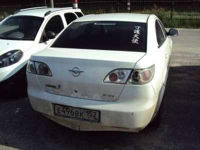 автомобиль Haima 3