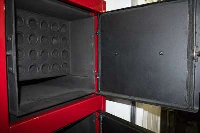 Пеллетный котел Vulkan Eko 200 кВт