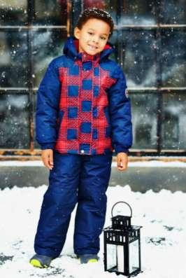 Яркий мембранный комплект Premont Канада зима