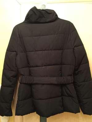 Продам тёплую куртку осень