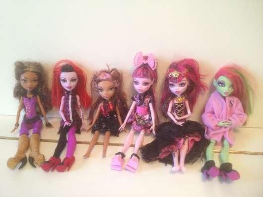 Продаются куклы монтер хай оригинал