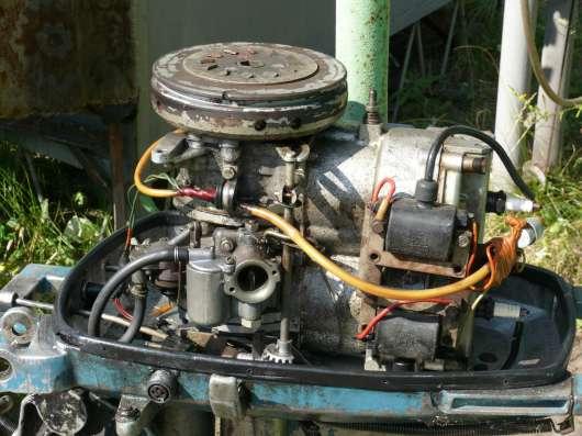 Продам лодочный двигатель Вихрь 30 б\у в г. Днепропетровск Фото 3