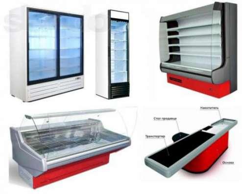 Холодильное торговое оборудование для магазинов в Симферополе. в г. Симферополь Фото 4