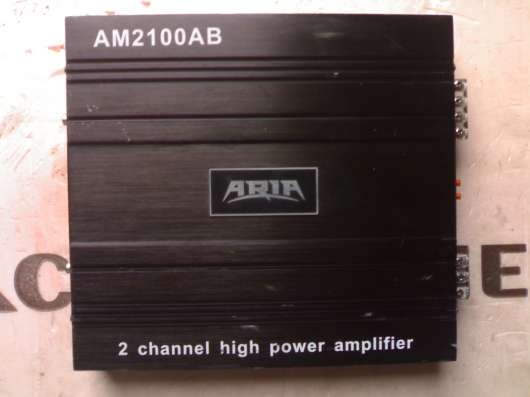 Автоусилитель ARIA AM 2100(2-х канальный)