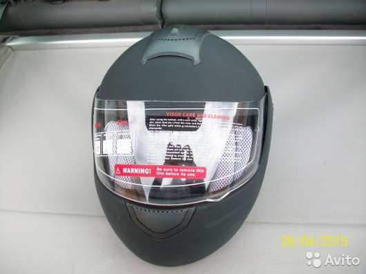 Шлем интеграл TMS, новый, размер L (59-62см) НОВЫЙ в Москве Фото 1