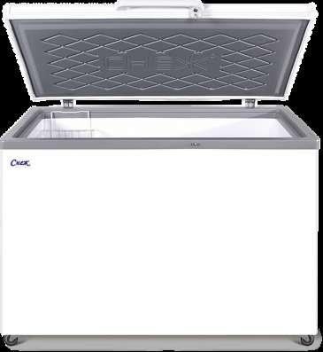 Морозильный ларь СНЕЖ МЛК-350 V -315литров