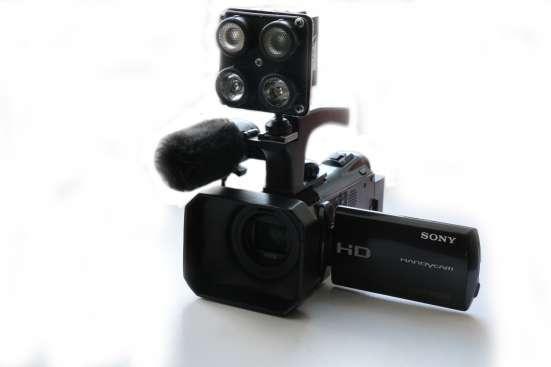 Видеокамера профессионального уровня