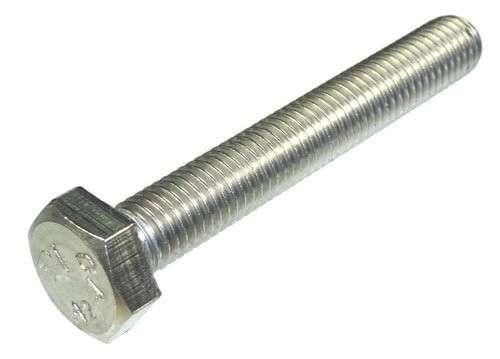 Скоба металлическая однолапковая 16-17 мм