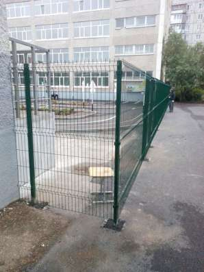 3D Забор, панель 2030-2500-3/4мм