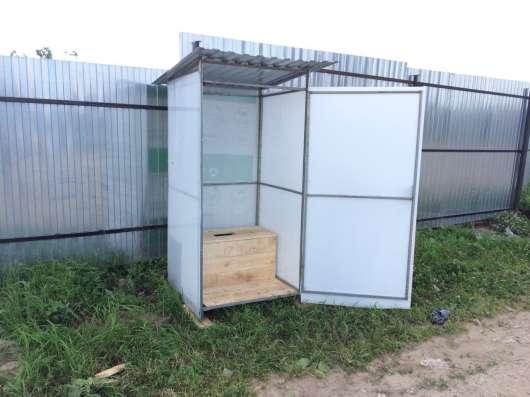 Туалет с сиденьем и без! Бесплатная доставка в Москве Фото 1