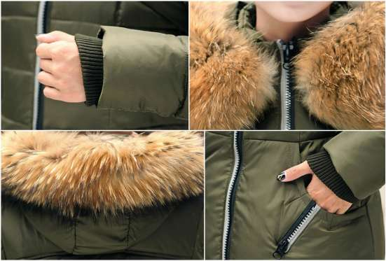 Куртка хаки новая