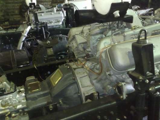 Комплект для установки двигателя ЯМЗ на а/м Камаз