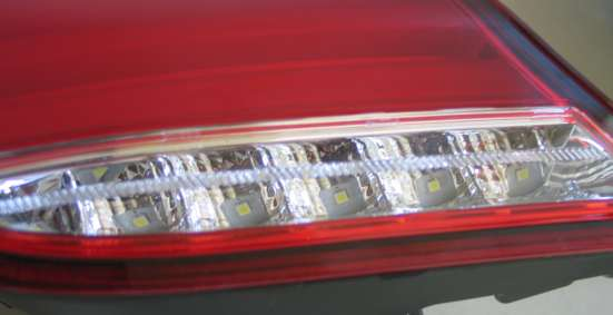 Тюнинг фонари задняя оптика Nissan X-Trail T32 в г. Киев Фото 2