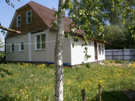 Продам 2-х этажный дом 120 кв.м.СНТ Автомобилист,д.Красновид в г. Можайск Фото 2