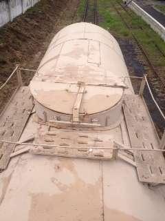 Емкость цистерна 63 куба нержавейка