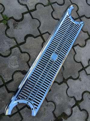Решётка радиатора москвич 412 хром