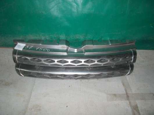 Range Rover Evoque Решётка Радиатора с дефектом Оригинал б/у