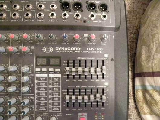 Dynacord cms 1000-2 колонки в Воскресенске Фото 6