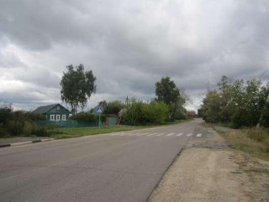 участок 15 с. д.Горностаево Коломенский район