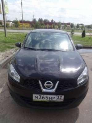 автомобиль Nissan Qashqai