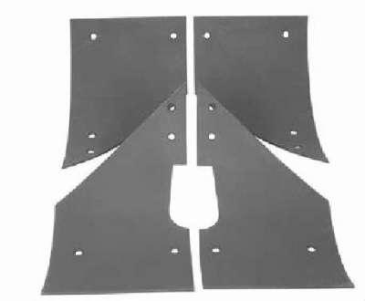 комплект брони для растворонасоса
