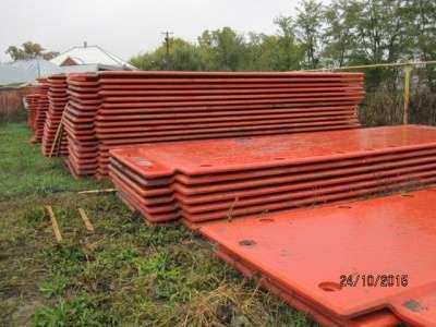 Дорожные плиты 6- 2м (нагруз-до 80 тонн)