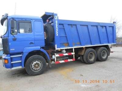 грузовой автомобиль Shacman SX3255 в Чебоксарах Фото 3