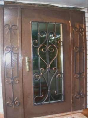 Изготовим любые металлические двери