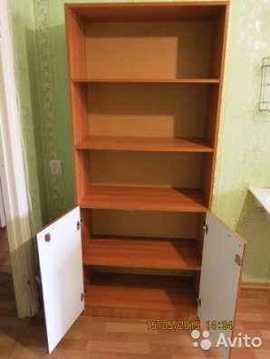 шкаф и тумба для офиса  лдсп