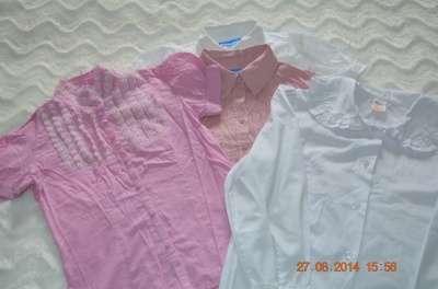 Школьные блузы в Челябинске Фото 1