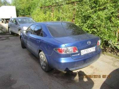 автомобиль Mazda 6, цена 320 000 руб.,в Санкт-Петербурге Фото 1