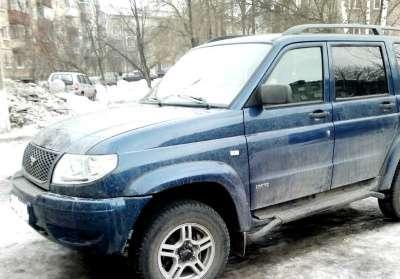 подержанный автомобиль УАЗ Патриот Лимитед, цена 580 000 руб.,в Новокузнецке Фото 1