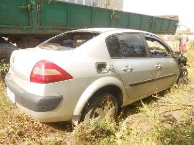 подержанный автомобиль Renault меган 2