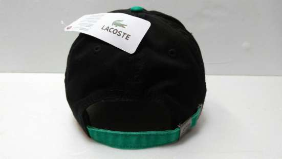 Lacoste color бейсболка