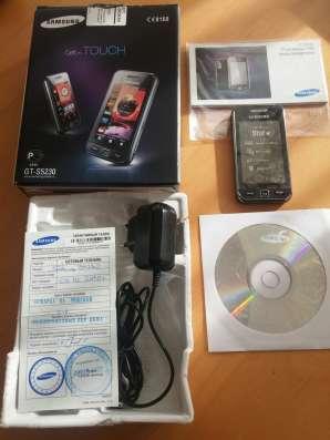 Телефон Samsung GT-S5230 в Москве Фото 2