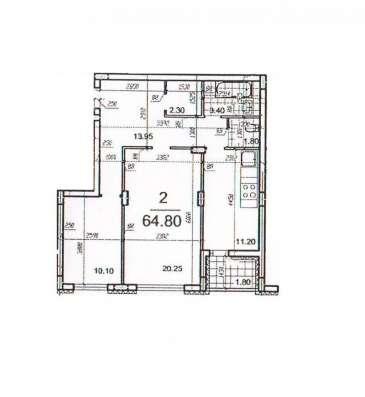 Продаю 2х комнатную кв-ру на Нижней Дуброве, №4 по ГП сдан