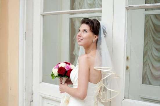 Шикарное Свадебное платье + фата в Санкт-Петербурге Фото 2
