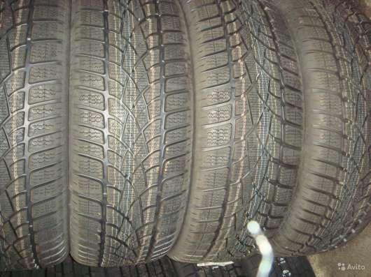 Новые зимние Dunlop 225/60 R17 Winter Sport 3D ROF в Москве Фото 1