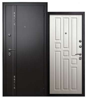 Дверь входная стальная М-1 Манхеттен Спарк