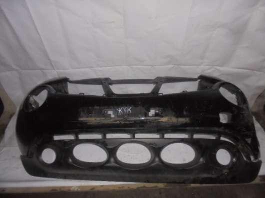 Бампер передний Nissan Juke F15