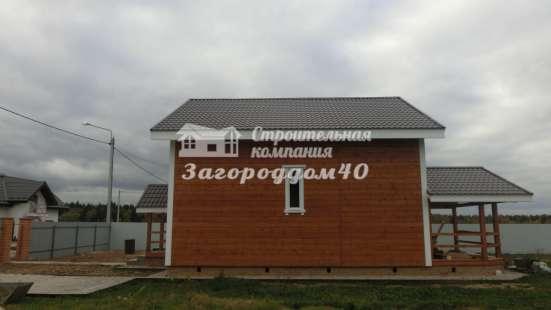 Коттеджи Калужское шоссе купить в Москве Фото 4