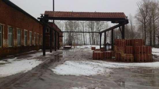 Завод по производству кирпича