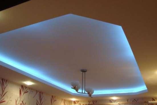 Многоуровневые потолки (профессиональный монтаж)