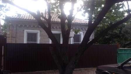 В Кропоткине дом по ул. Л.Толстого 67 кв.м. на участке 3 сот