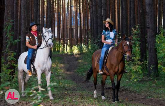 Фотосессия с лошадьми! в Красноярске Фото 5