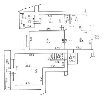 Продается 2-комнатная квартира по ул. 2-я Азинская, д.1 в Казани Фото 1