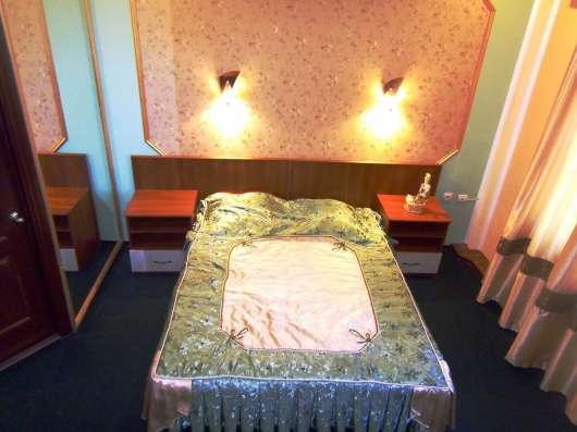 Гостиница Летучая мышь сотрудничает с салоном красоты в г. Алушта Фото 5